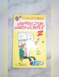 Couverture de l'album Gaffes d'un Gars Gonflé