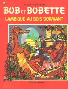 Couverture de l'album Lambique au bois dormant