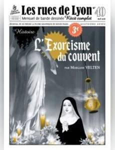 Couverture de l'album L'Exorcisme du couvent
