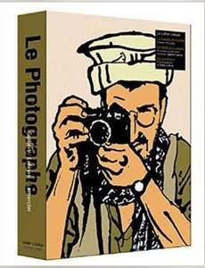 Couverture du premier album de la série Le Photograohe
