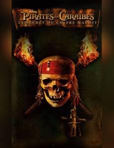 Couverture de l'album Pirates des Caraibes - Le Secret du Coffre Maudit