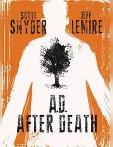 Couverture du premier album de la série AD After Death