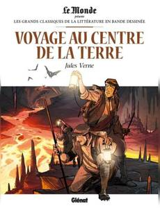 Couverture de l'album Voyage au Centre de la Terre