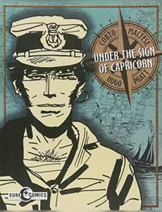Couverture de l'album Corto Maltese: Under the Sign of Capricorn