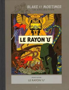 Couverture de l'album Le Rayon U