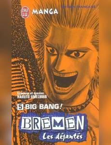 Couverture du premier album de la série Bremen