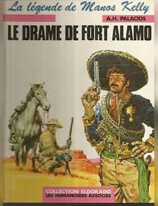 Couverture de l'album Le Drame de Fort Alamo