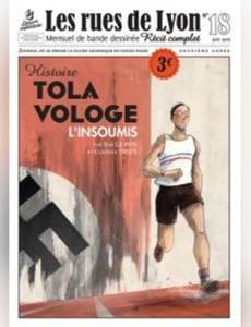 Couverture de l'album Tola Vologe l'insoumis