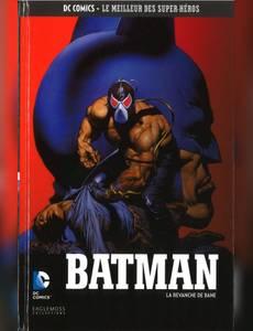 Couverture de l'album Batman - La Revanche de Bane
