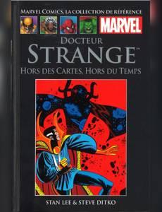 Couverture de l'album Dr Strange - Hors des cartes, hors du temps