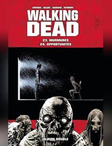 Couverture du premier album de la série Walking Dead