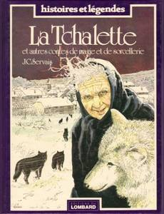 Couverture de l'album La tchalette et autres contes de magie et sorcellerie