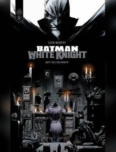 Couverture du premier album de la série Batman - White Knight