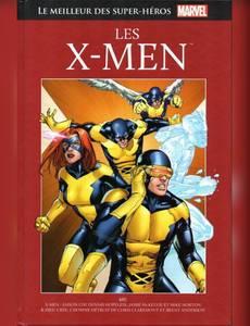 Couverture de l'album Les X-Men