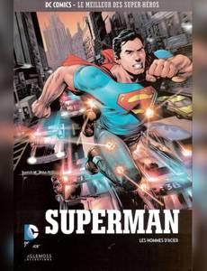 Couverture de l'album Superman - les Hommes d'Acier