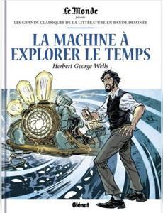 Couverture de l'album La machine à explorer le temps