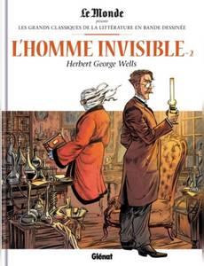 Couverture de l'album L'homme invisible -2