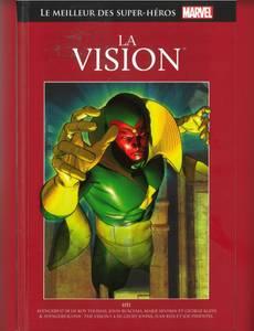Couverture de l'album La Vision