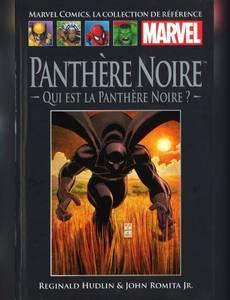 Couverture de l'album Panthère Noire - qui Est la Panthère Noire?