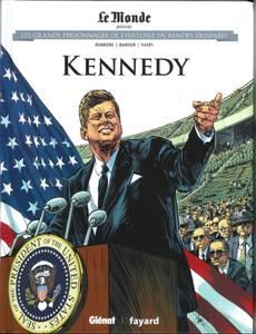 Couverture de l'album Kennedy