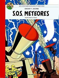 Couverture de l'album S.O.S. Meteores
