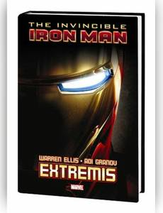 Couverture de l'album Iron Man: Extremis