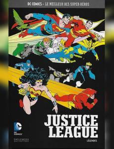 Couverture de l'album Justice League - Légendes