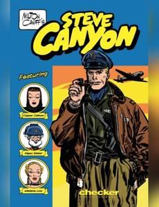 Couverture de l'album Milton Caniff's Steve Canyon 1947