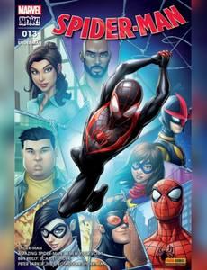 Couverture de l'album Spider-Man Kiosque V6 (2017)