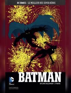Couverture de l'album Batman un Long Halloween T2