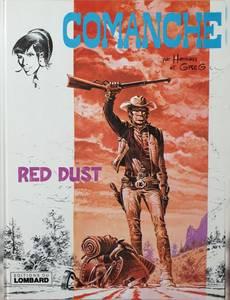 Couverture de l'album Red Dust