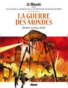 Couverture de l'album La Guerre des Mondes