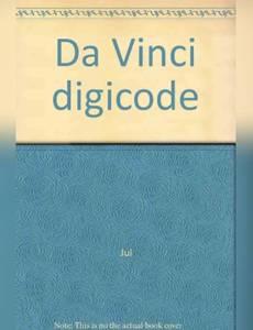 Couverture du premier album de la série Da Vinci digicode