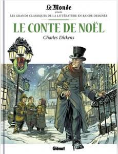 Couverture de l'album Le Conte de Noël
