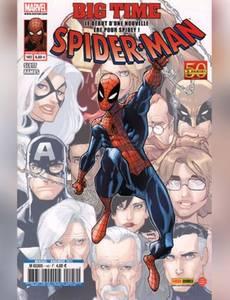 Couverture de l'album Spider-Man Kiosque V2 (2000 - 2012) (Panini Comics)