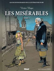 Couverture de l'album Les Misérables T1