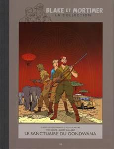 Couverture de l'album Le Sanctuaire du Gondwana