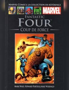Couverture de l'album Fantastic Four - Coup de Force