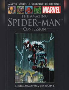 Couverture de l'album The Amazing Spider-Man - Confession