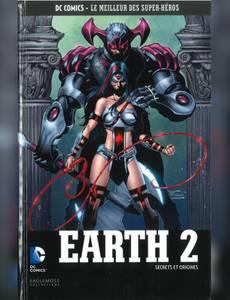 Couverture de l'album Earth 2 Secrets et Origines