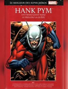 Couverture de l'album Hank Pym