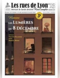 Couverture de l'album Les lumières du 8 décembre