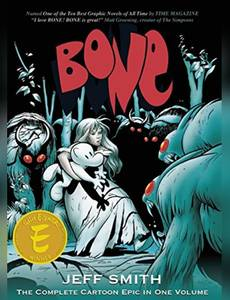 Couverture de l'album Bone: One Volume Edition