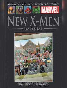 Couverture de l'album New X-Men : Impérial