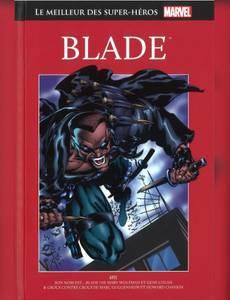 Couverture de l'album Blade