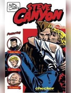 Couverture de l'album Milton Caniff's Steve Canyon 1949