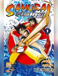 Couverture de l'album Samurai Rising