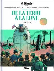 Couverture de l'album De la Terre à la Lune