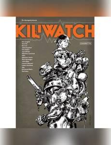 Couverture du premier album de la série Kiliwatch