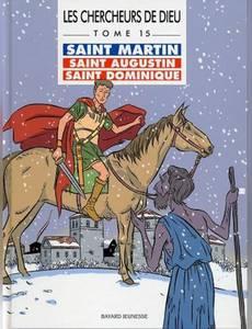 Couverture de l'album Saint Martin, Saint Augustin, Saint Dominique